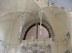 The Cemetery Church of All Saints with the Ossuary