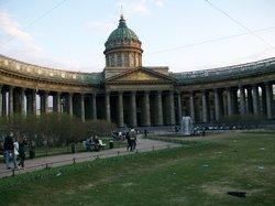 喀山圣母大教堂 (Kazansky Sobor)