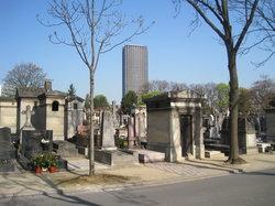 蒙特巴鹤纳西墓园