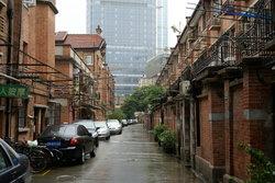 上海人文历史地貌区