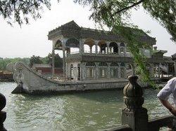黛芙妮的北京一日游