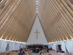 硬纸板教堂