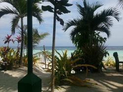 杜马陆安海滩