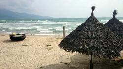 岘港美溪沙滩