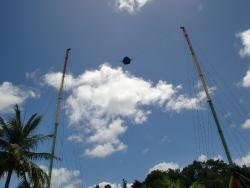 高空弹力球