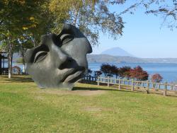 有珠山喷火纪念公园