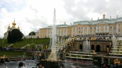 圣彼得夏宫及花园