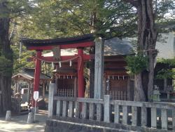 Oshino Hakkai Sengen Shrine