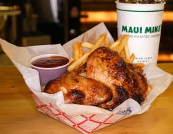 Maui Mike's Fire-Roasted Chicken