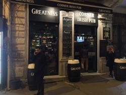 Corner Irish Pub