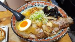 弟子屈拉面(札幌横丁店)