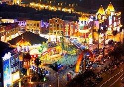 东莞东城风情步行街