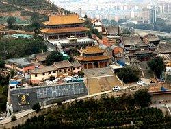 西宁南禅寺