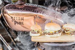 Steampunk Boracay
