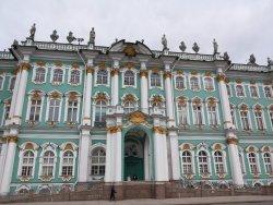 俄罗斯冬宫博物馆与冬宫