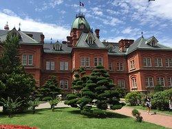 旧北海道政府红砖办公楼