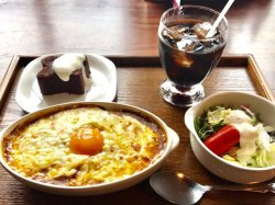 Smile Garden Cafe Para Fukuda