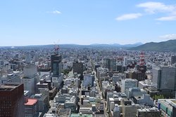 札幌JR塔展望室T38