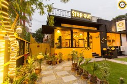 Stepout Cafe & Book Lounge