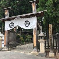 Uesugi Family Byosho Graves