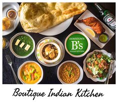 Downtown B's Indian Kitchen