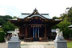 Akabane Hachiman Shrine