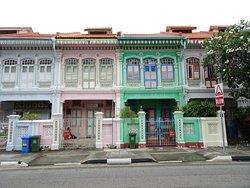 Peranakan Houses