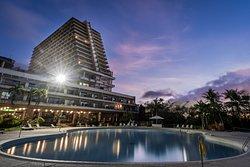 太平洋之星温泉度假酒店