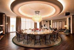 韵轩中餐厅-广州康莱德酒店