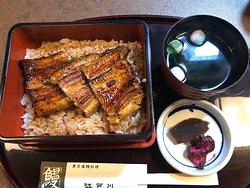 江户川鳗鱼料理(奈良町店)