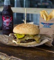 BurgerFuel Spitfire Square