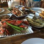 Badjao Seafront Restaurant: Badjao Seafront Restaurant照片
