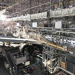 JAL Factory Tour Sky Museum