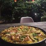 城墙老宅冀府花园餐厅:  paella de marisco