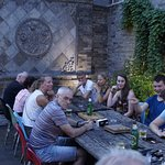 城墙老宅冀府花园餐厅: 城墙老宅冀府花园餐厅照片
