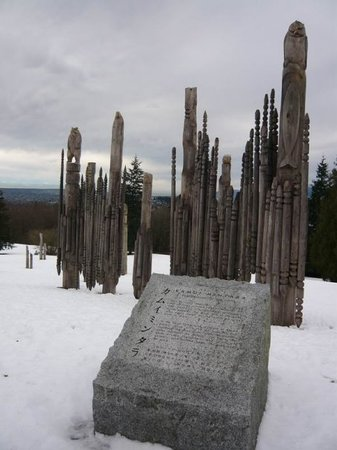 Burnaby Mountain Park