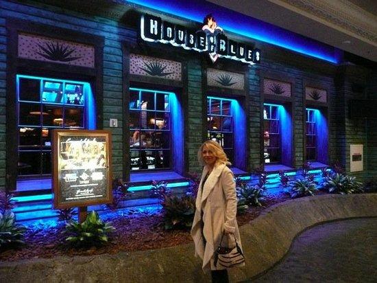House of Blues夜店