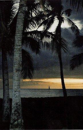 日落海滨公园