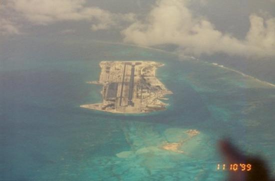 约翰斯顿岛照片