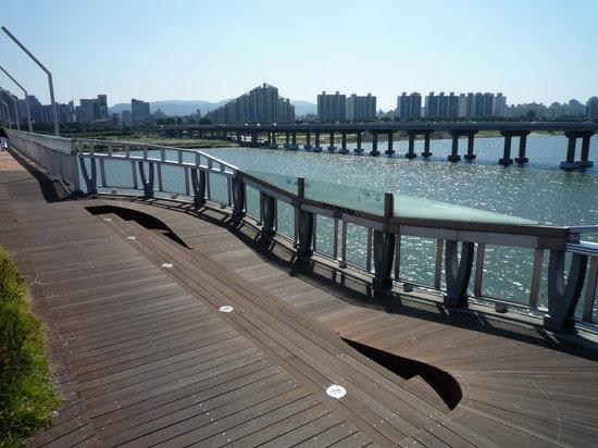 汉江滨江公园
