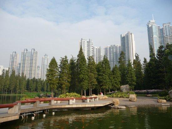 广州珠江公园