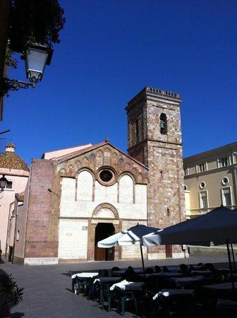 Centro Storico Iglesias