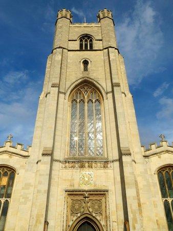 Great St Mary's Church (Church of England)