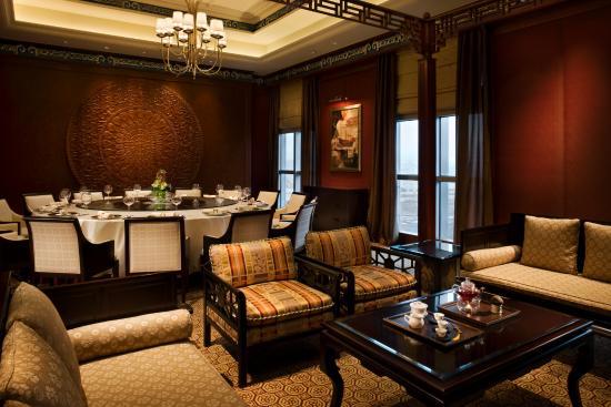 丽轩中餐厅 (广州丽思卡尔顿酒店)