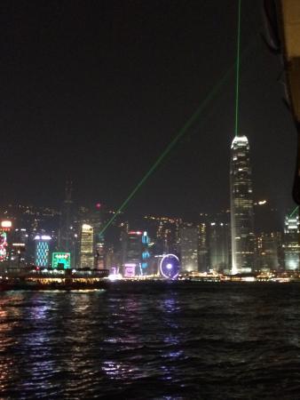 香港天际线