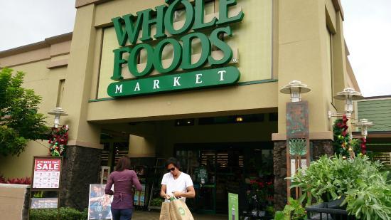 Whole Foods Market Kailua