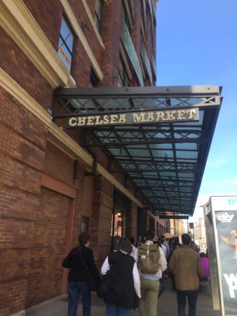 切尔西市场