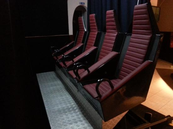 Oscar Bar 5D Cinema