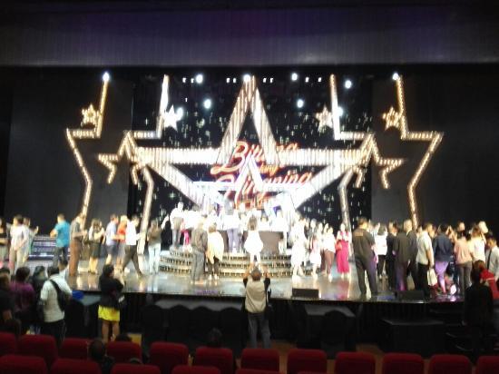 Newport Performing Arts Theater