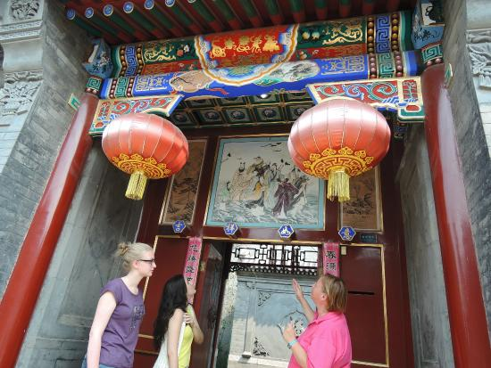 Excursions In Beijing Private Tours的一日游
